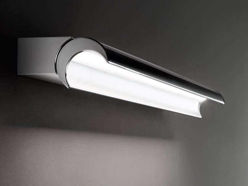 Applique a LED in alluminio HALFPIPE by Linea Light Group