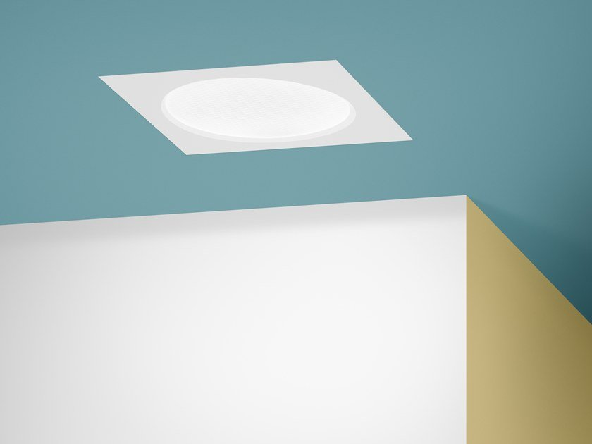 LED recessed ceiling lamp HALFTONE by Zero