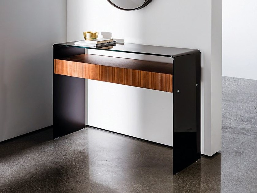 Rectangular console table HALL WITH DRAWER by Sovet italia