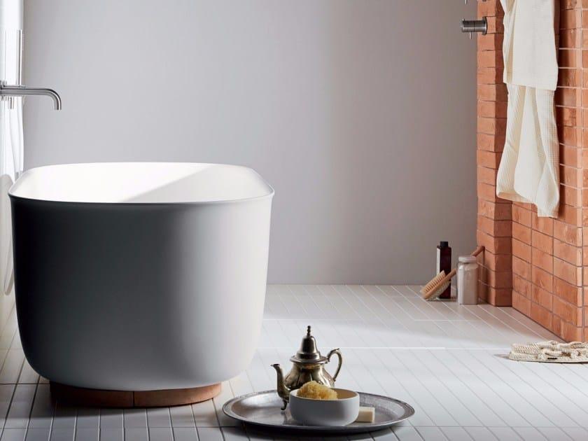 Vasca Da Bagno Divisorio : Vasca da bagno centro stanza in korakril™ hammam vasca da bagno