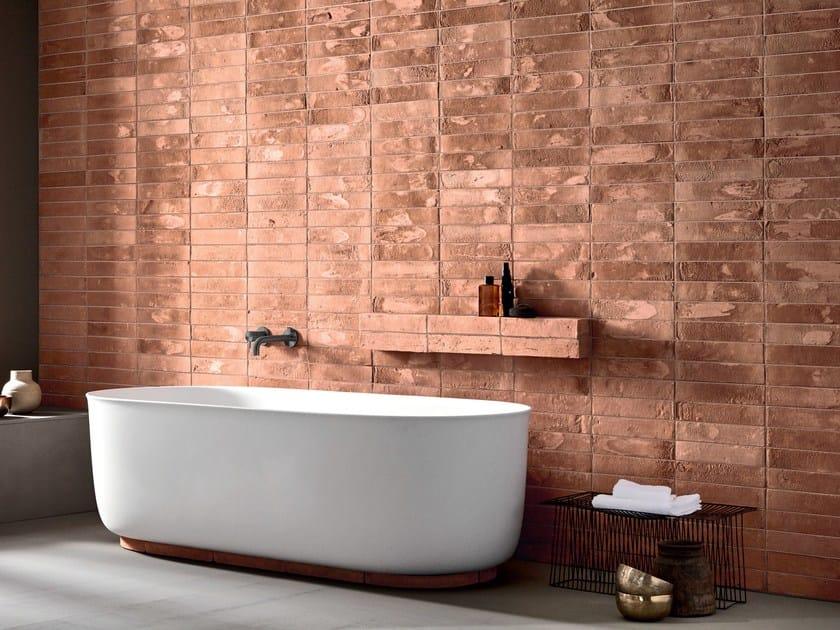 Vasca da bagno in Korakril Blend HAMMAM | Vasca da bagno centro stanza by Rexa Design