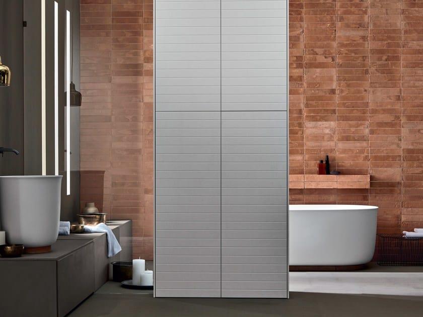 Floorstanding bathroom cabinet HAMMAM | Floorstanding bathroom cabinet by Rexa Design