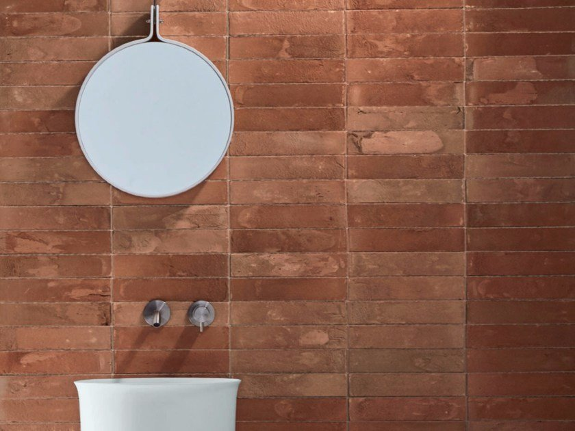 Clay wall tiles HAMMAM | Wall tiles by Rexa Design