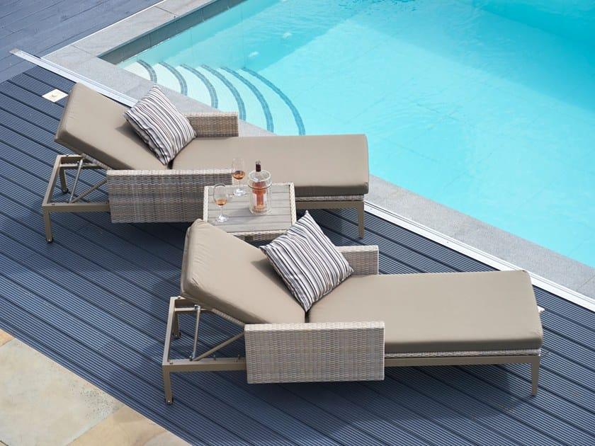 HAMPSTEAD | Sun lounger By Bridgman