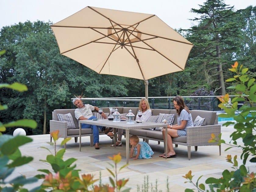 HAMPSTEAD | Sofá de jardín modular By Bridgman