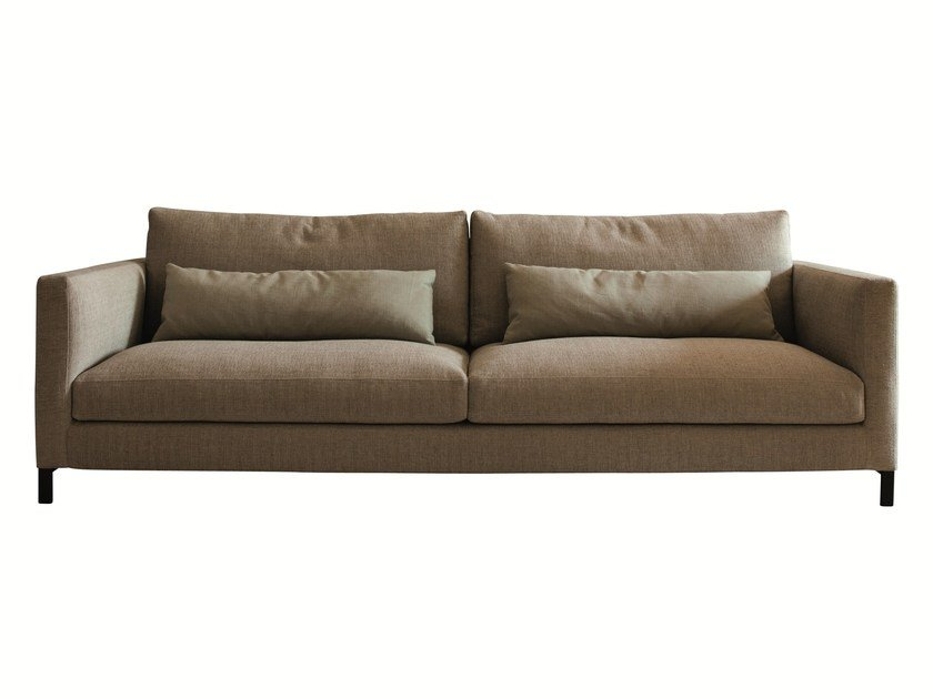 Schmale Sofas joe fabric sofa joe collection by verzelloni design lievore