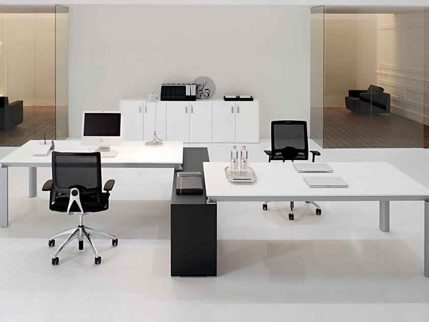Multiple office workstation HAN   Office workstation by Martex