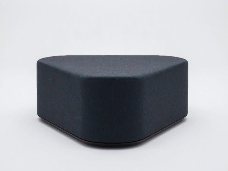 Fabric pouf HANA   Pouf by MDD