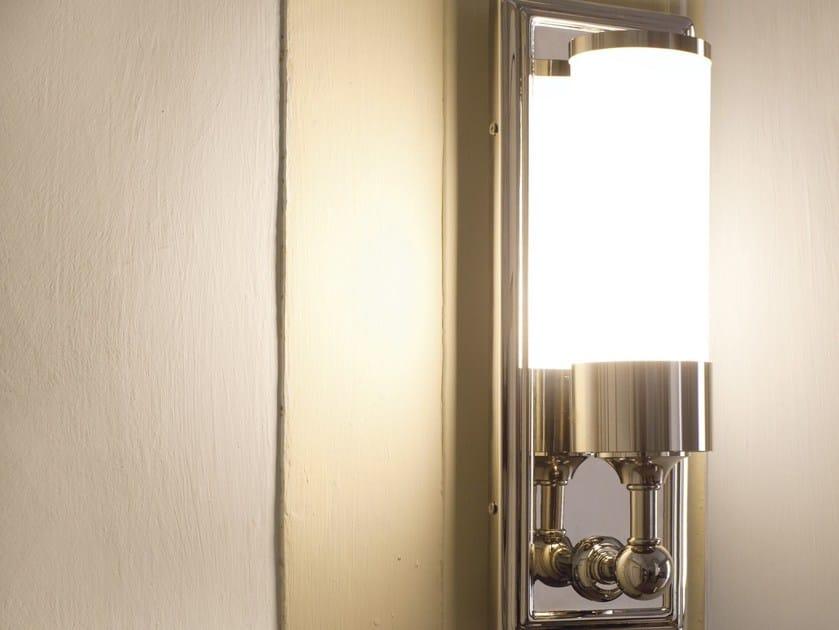Aluminium wall lamp HANCOCK | Wall lamp by GENTRY HOME