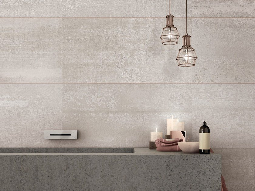 Porcelain stoneware wall/floor tiles HANGAR by Flaviker