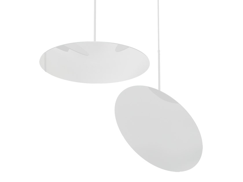 LED ceiling lamp HANGING HOOP | Ceiling lamp by fambuena