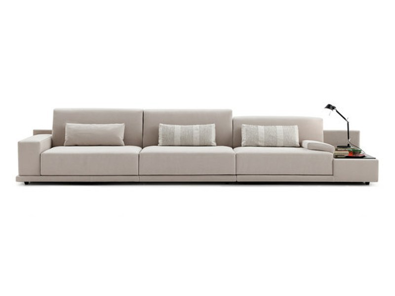 Sectional fabric sofa HAPPEN | Sofa by Sancal