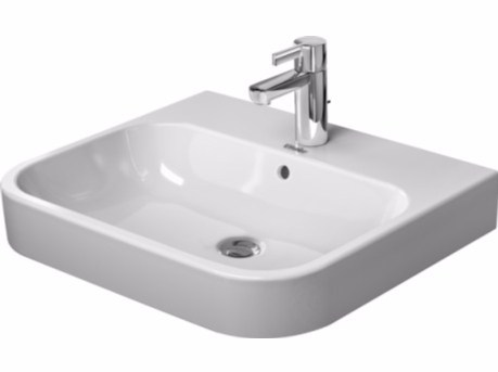 Ceramic washbasin HAPPY D.2 | Ceramic washbasin by Duravit