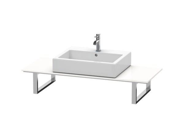 Single washbasin countertop HAPPY D.2 | Washbasin countertop by Duravit
