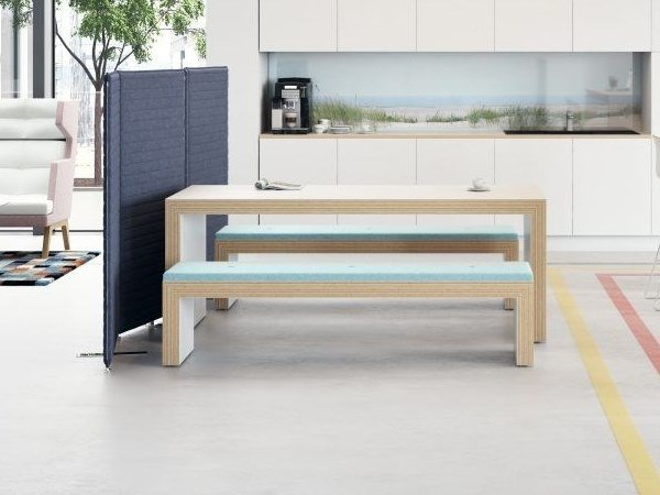 Rectangular table HAPPY HOUR | Table by FURNIKO