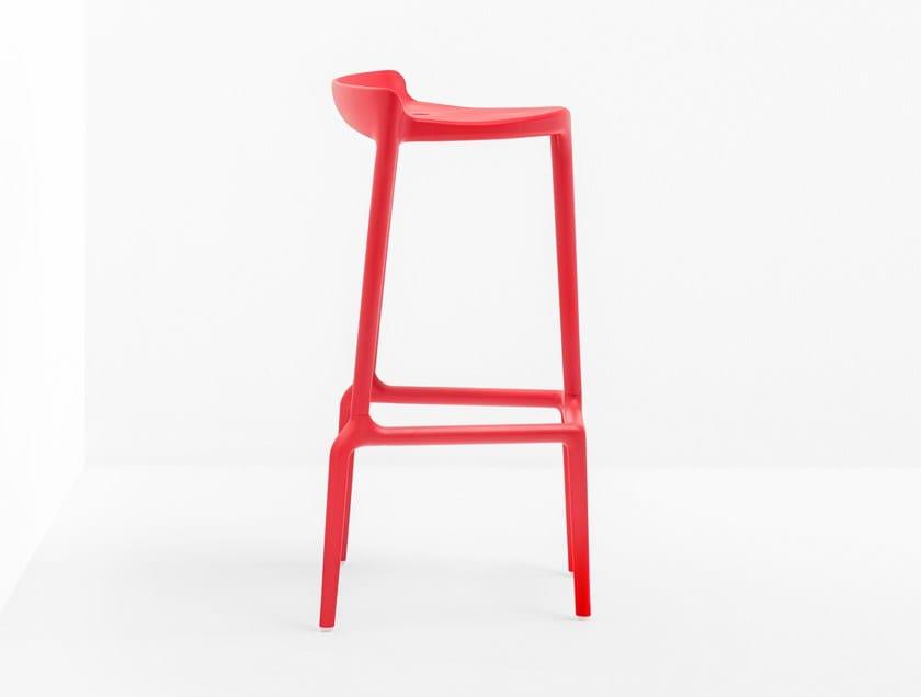happy 490 by pedrali. Black Bedroom Furniture Sets. Home Design Ideas