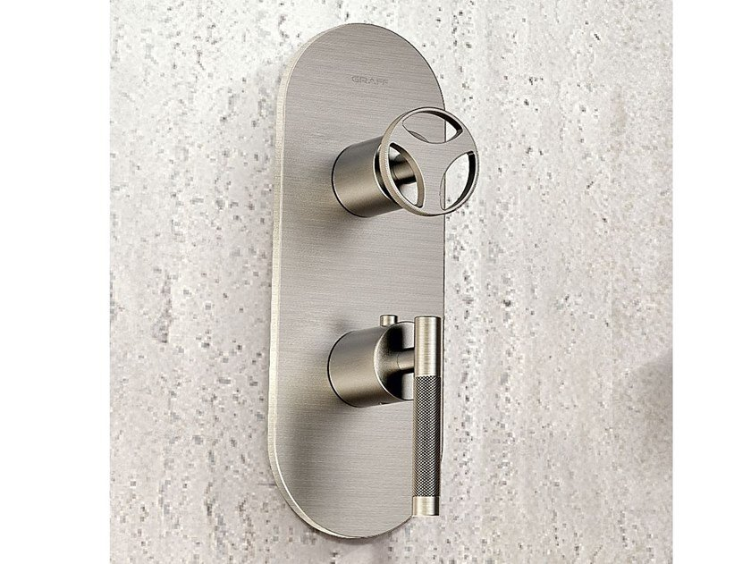 Wall-mounted remote control tap HARLEY | Remote control tap by Graff Europe West
