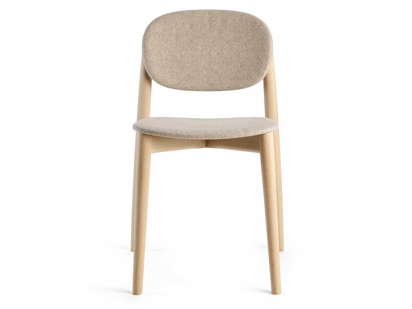 Stackable fabric chair HARMO | Fabric chair by Infiniti