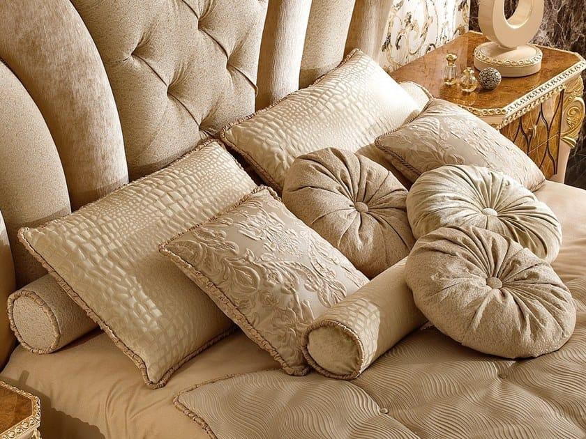 Fabric cushion HARMONY | Cushion by A.R. Arredamenti