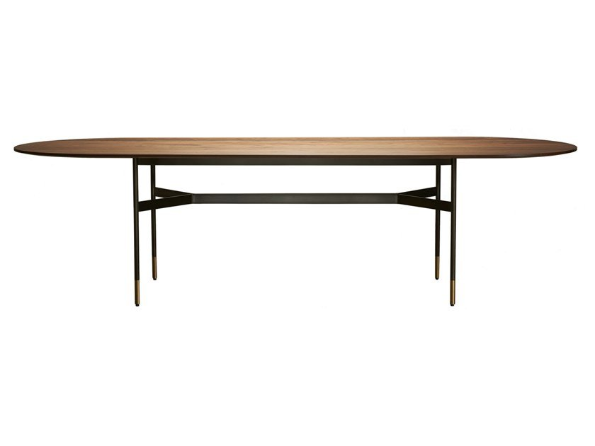 Mesa de jantar oval HARRI | Mesa by more