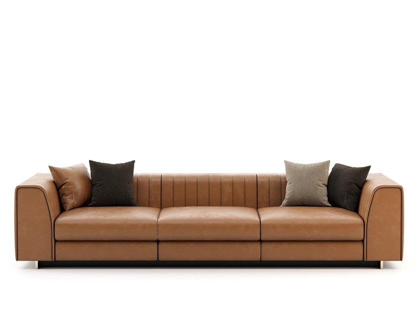 Leather Sofa Harry Collection By Laskasas