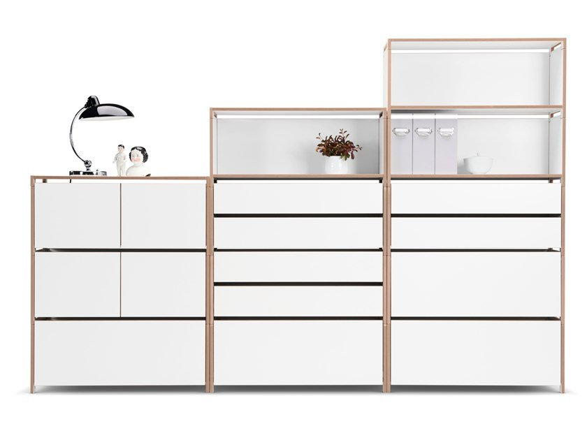 MDF storage wall HARRY   Storage wall by Country Living