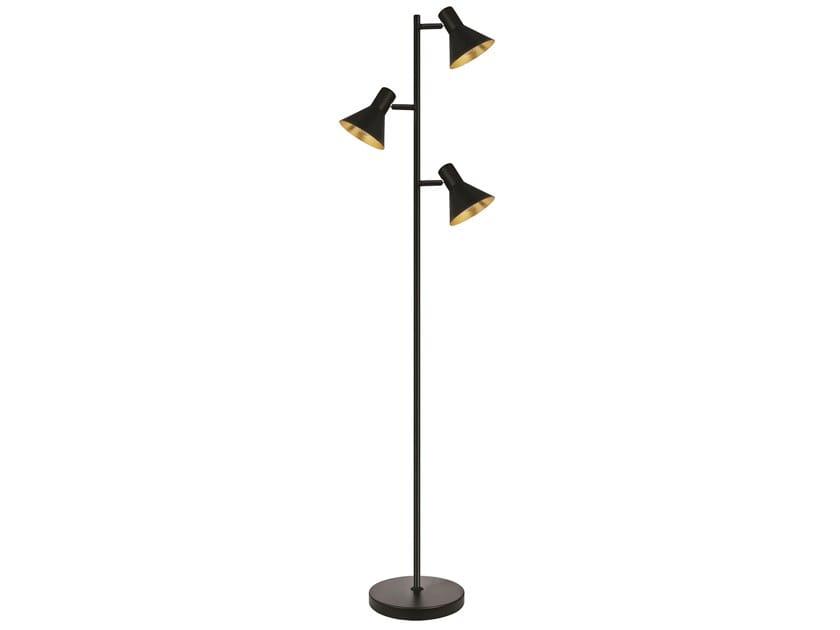 Direct light steel floor lamp HARVEY by Terzo Light