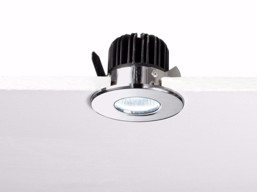 LED round recessed spotlight HASH by ROSSINI