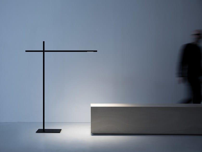 LED floor lamp HASHI by DAVIDE GROPPI
