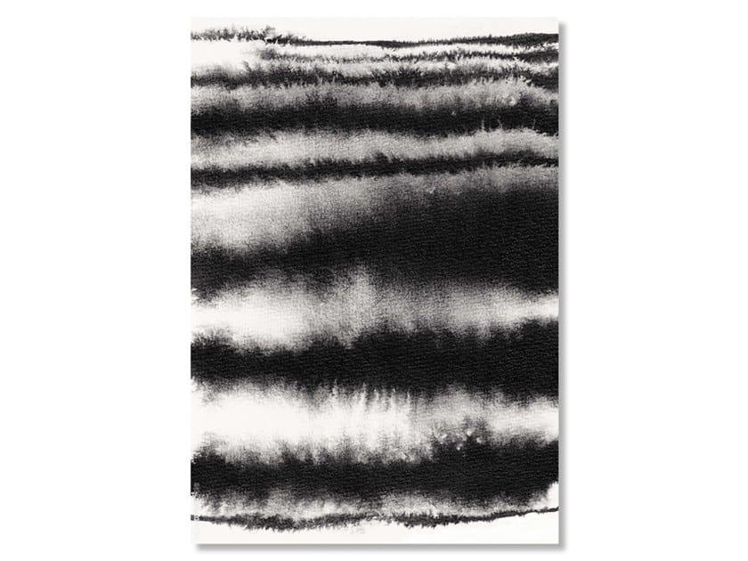 Print on silk satin paper HAZE by Paradisco Productions