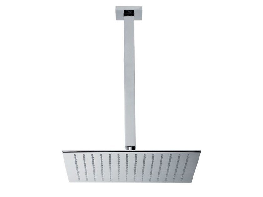 Ceiling mounted overhead shower with arm HEAD SHOWERS | Ceiling mounted overhead shower by newform
