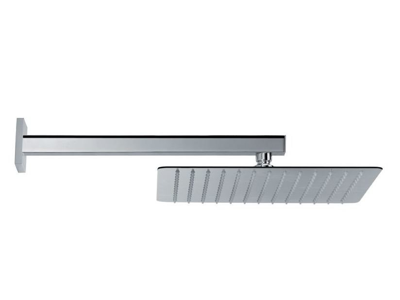 Wall-mounted overhead shower with arm HEAD SHOWERS | Overhead shower by newform