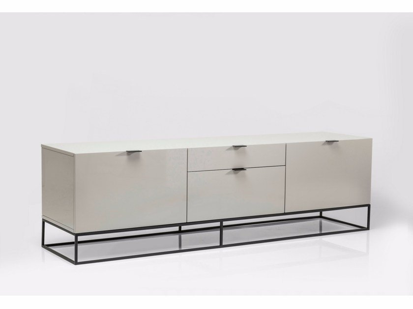 Lacquered MDF TV cabinet HEAVEN | TV cabinet by KARE-DESIGN