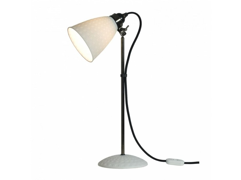 Porcelain table lamp HECTOR 21 by Original BTC