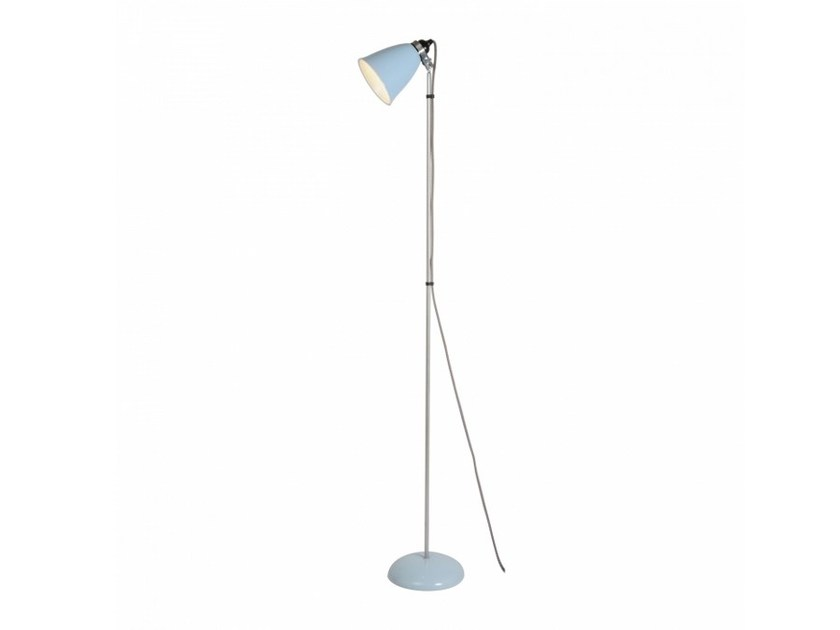 Adjustable porcelain floor lamp HECTOR MEDIUM DOME | Floor lamp by Original BTC
