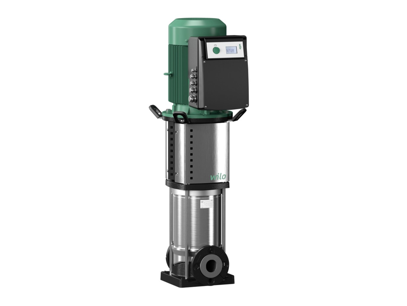 Pump and circulator for water system HELIX VE by WILO Italia