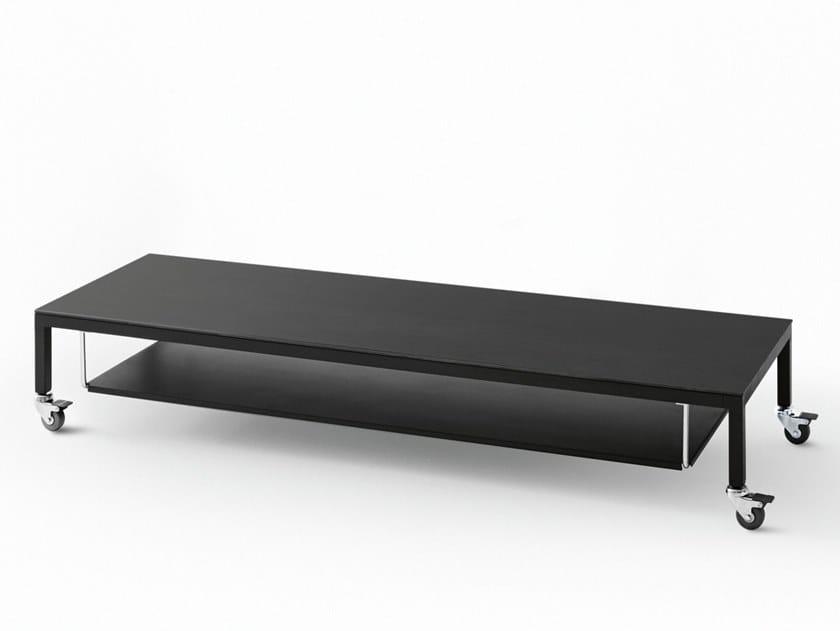 roulettes By 30Table à HELSINKI design basse Desalto MqUGVSzp