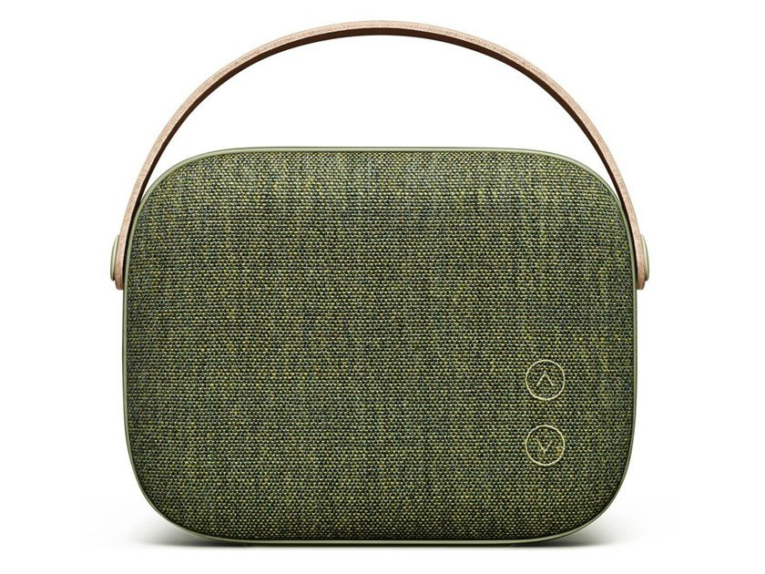 Diffusore acustico Bluetooth HELSINKI WILLOW GREEN by Vifa