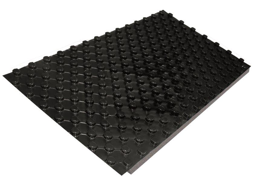 Radiant floor panel HENCO FLOOR PLAST DARK by Henco by Cappellotto