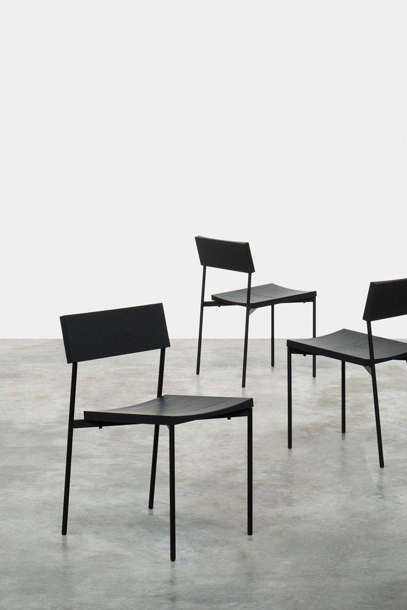 HENNING | Sedia impilabile