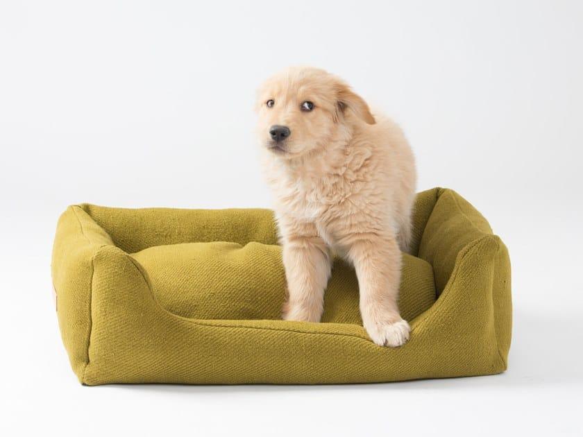 Jute dogbasket HENRI   Jute dogbasket by 2.8 duepuntoOtto
