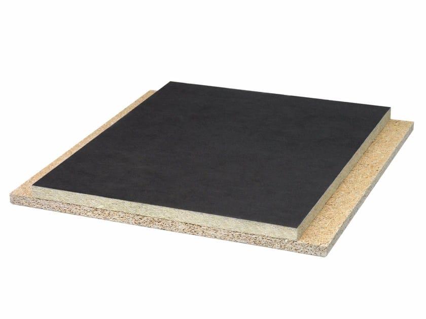 Pannelli per controsoffitto fonoassorbente in lana di legno HERADESIGN® PLUS by Knauf Amf