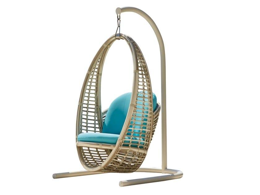 Hanging chair HERI 2972 by SKYLINE design