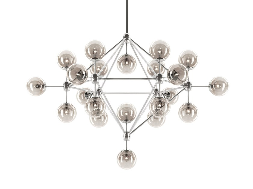 Metal ceiling lamp HERITAGE by Capital Collection