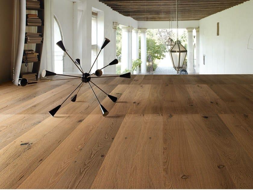 Oak parquet HERITAGE FILIGRANA VOLTERRA by Listone Giordano