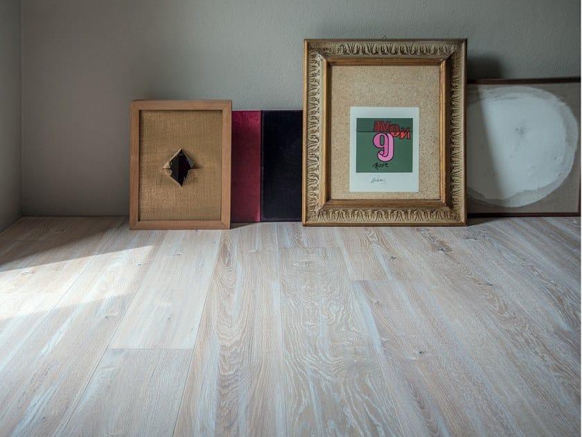 Oak parquet HERITAGE TRACCIA ALBEROBELLO by Listone Giordano