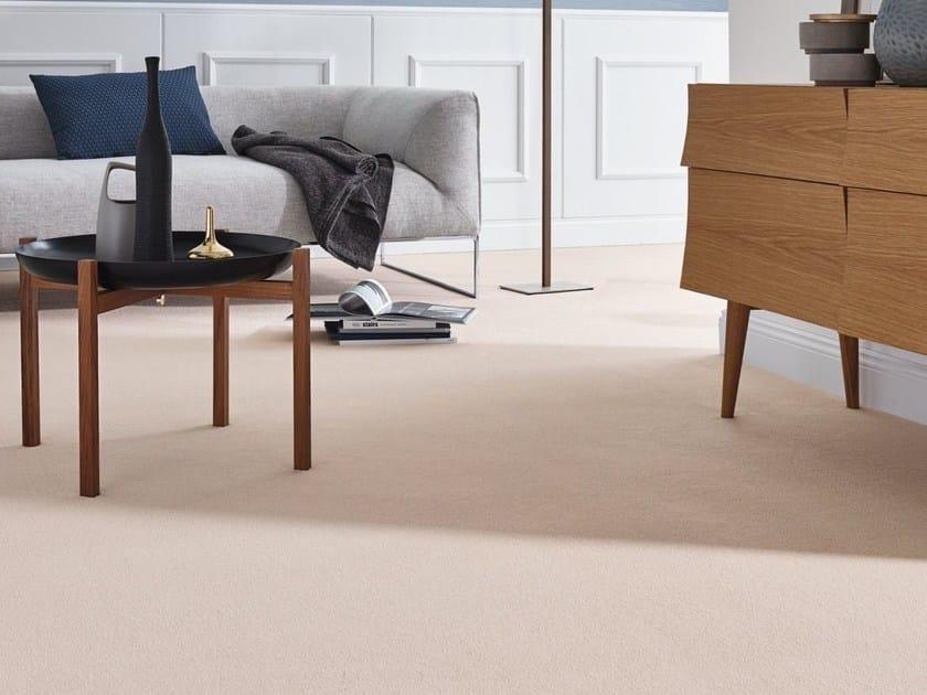 Solid-color carpeting HERMELIN by Vorwerk Teppichwerke