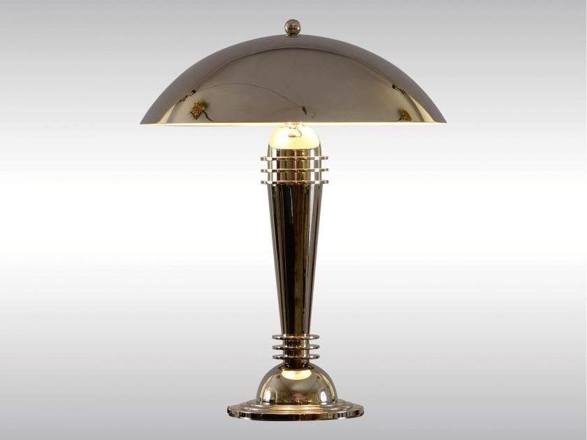Metal desk lamp HETTI by Woka Lamps Vienna