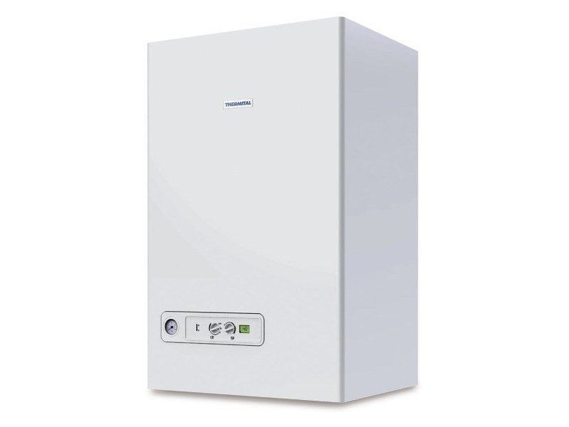 Class A instant boiler condensation boiler HEVA PLUS 25 BS by THERMITAL