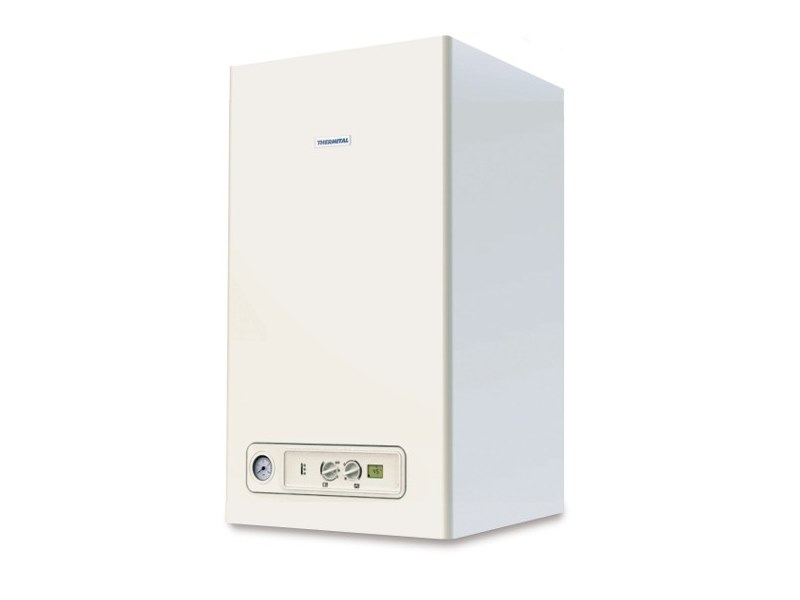 Gas Class A condensation boiler HEVA PLUS by THERMITAL